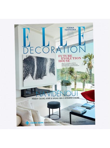 Aktuální vydání Elle Decoration 3/2018 (poštovné zdarma)