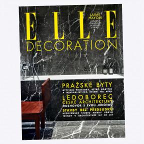 Aktuální vydání Elle Decoration 4/2018 (poštovné zdarma)