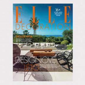 Aktuální vydání Elle Decoration 2/2019 (poštovné zdarma)