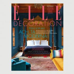 Aktuální vydání Elle Decoration 3/2019 (poštovné zdarma)
