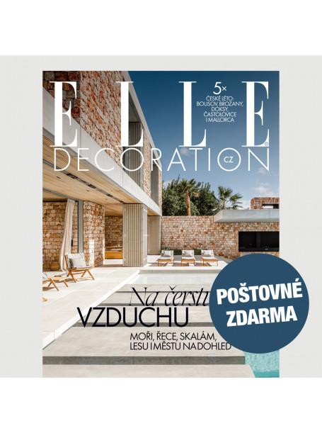 Aktuální vydání Elle Decoration 2/2021 POŠTOVNÉ ZDARMA (pouze pro ČR)