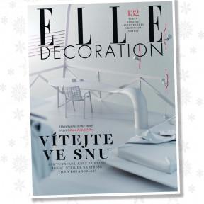 ELLE Decoration aktuální vydání